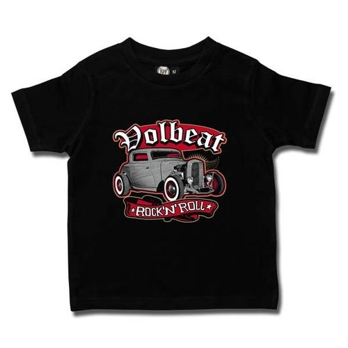 Volbeat Hotrod Kindershirt