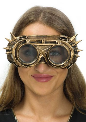 Steampunk Brille Jason