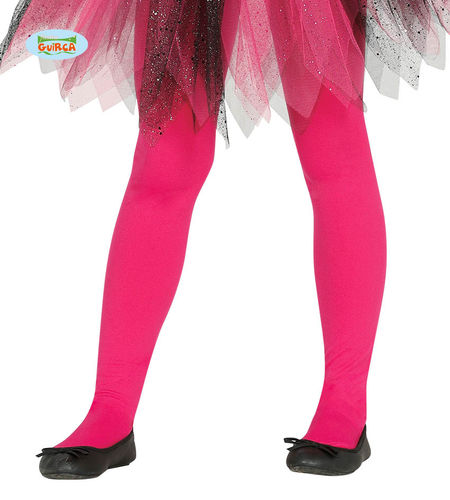 Kids Tights Pink Girl
