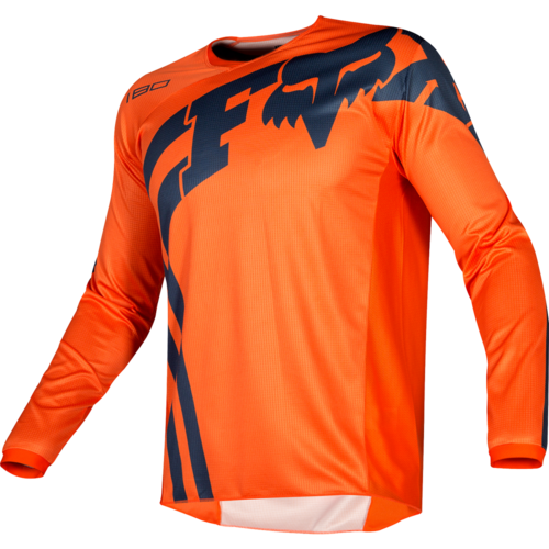 FOX MX Youth 180 Cota Jersey - orange