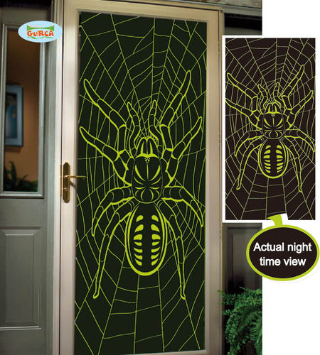 Spider Door decoration