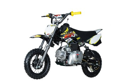 Kayo Kinder Crossmotorrad Mini One 70cc