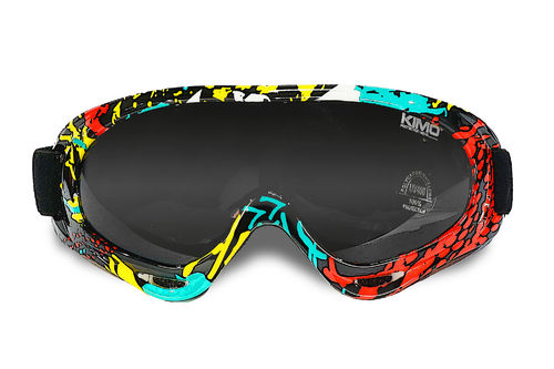 KIMO Kinder Motocross Brille