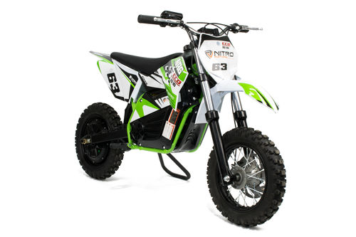NITRO Kinder Dirtbike E-Boost R1M