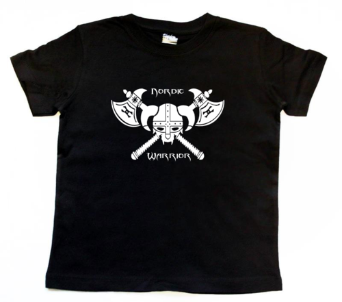Nordic Warrior Kinder T-Shirt