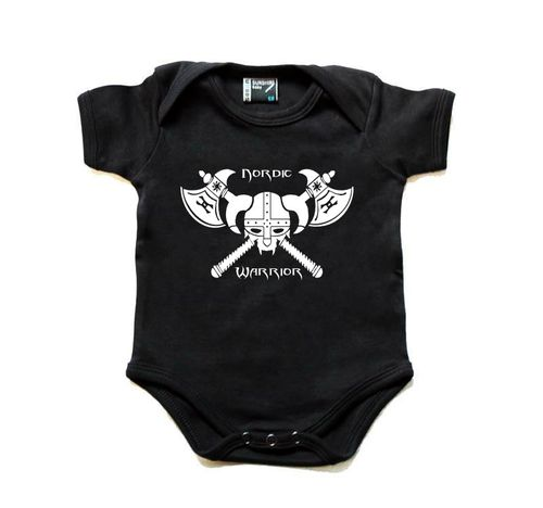 Nordic Warrior Baby Body