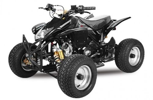 Grizzly Supermoto 125cc Kinderquad